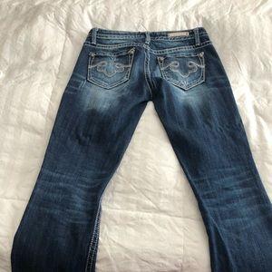Express ReRock Ladies Jeans